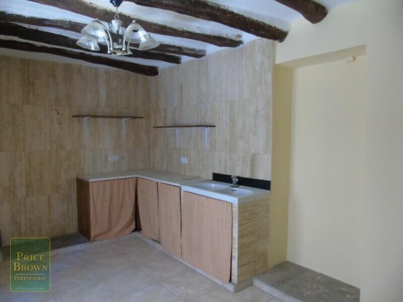 AF773: Cortijo for Sale in Albanchez, Almería