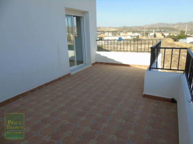 AF777: Villa for Sale in Huercal-Overa, Almería