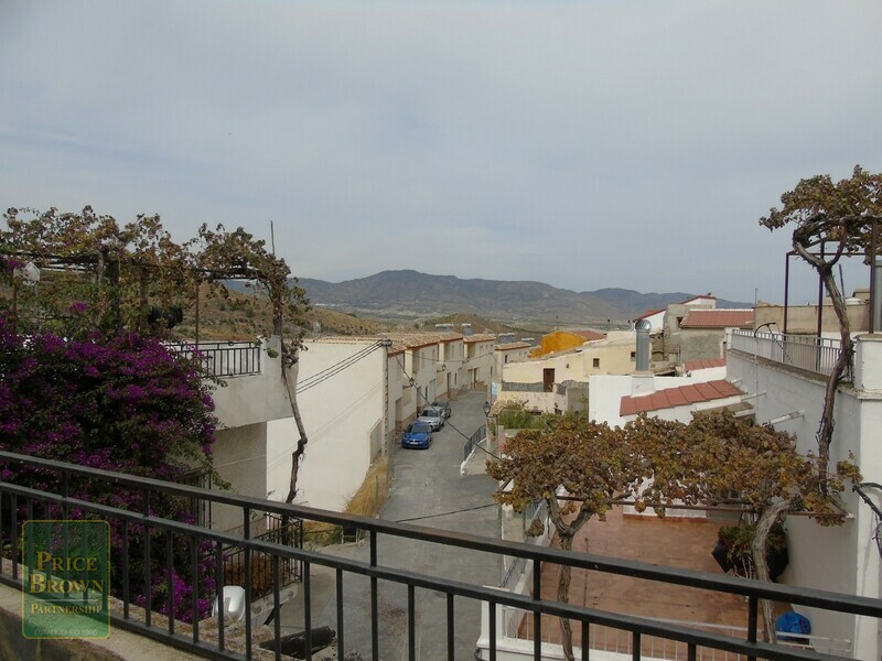 AF782: Cortijo for Sale in Purchena, Almería