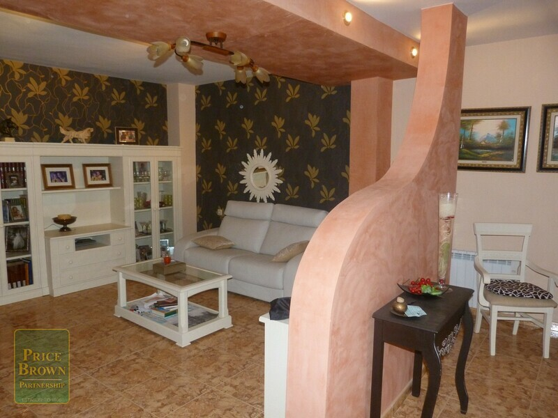 AF789: Townhouse for Sale in Albox, Almería