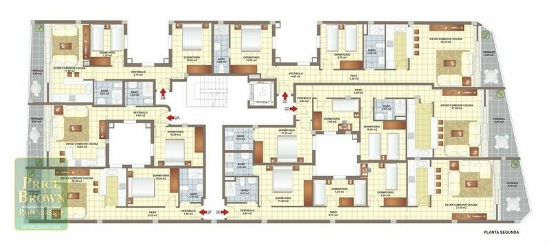 AF808: Apartment for Sale in Garrucha, Almería