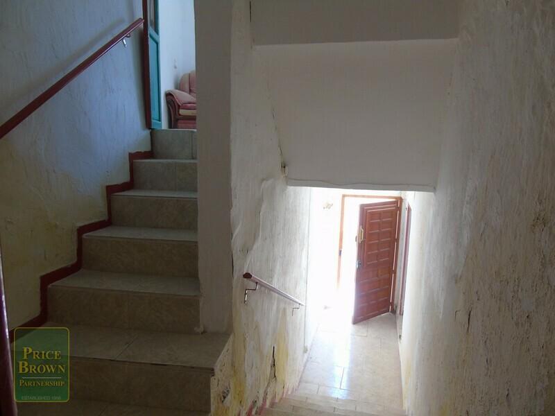 AF833: Townhouse for Sale in Seron, Almería