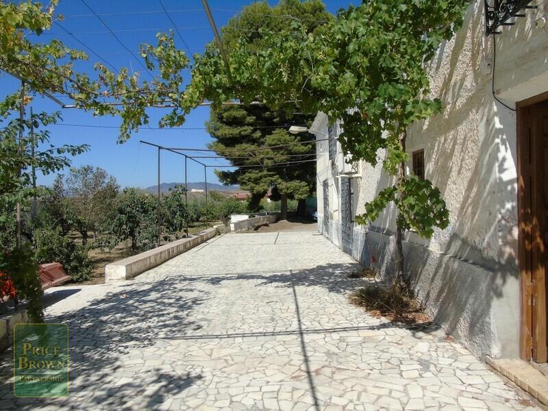 AF853: Cortijo for Sale in Albox, Almería
