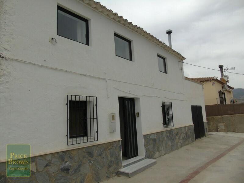 Cortijo in Cela, Almería