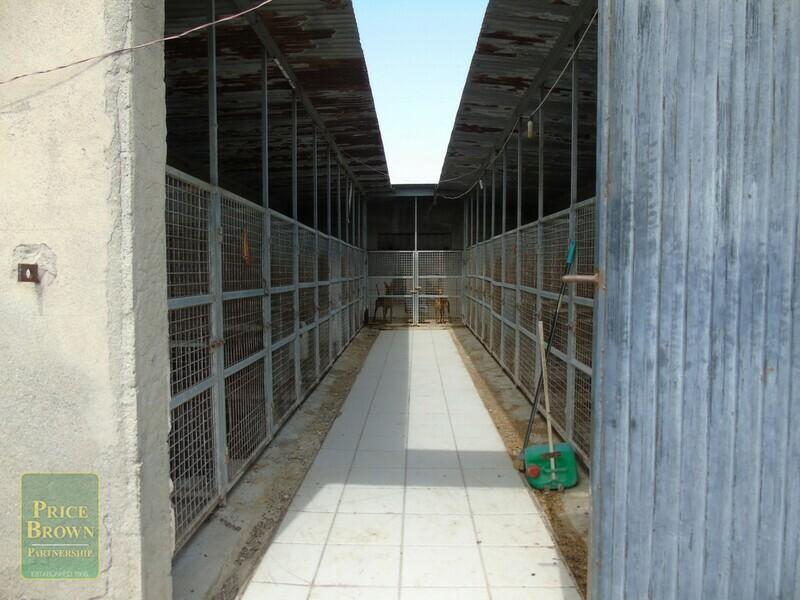 AF867: Commercial Property for Sale in Arboleas, Almería