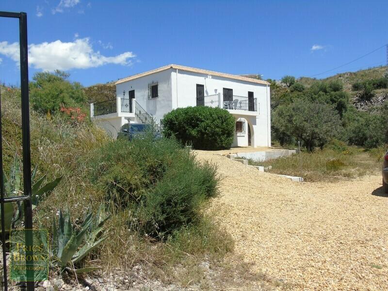 AF871: Cortijo for Sale in Oria, Almería