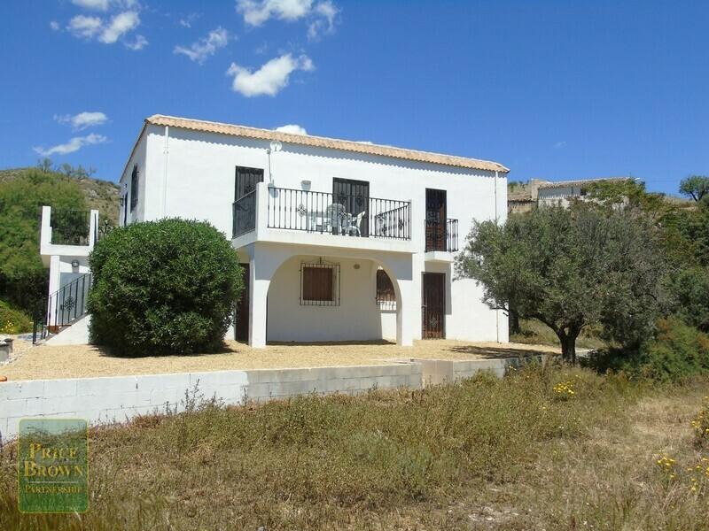 Cortijo in Oria, Almería