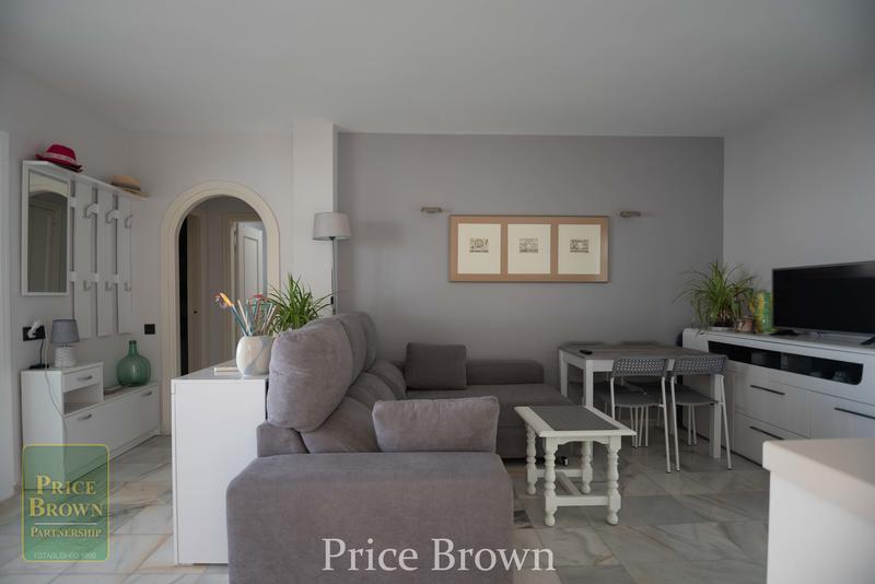 AS: Apartment for Rent in Mojácar, Almería