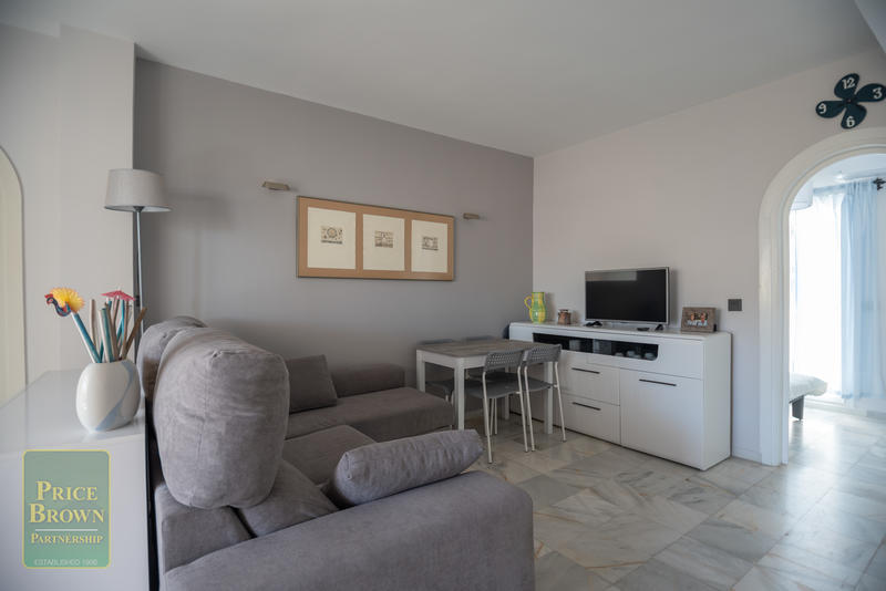 AS: Apartment for Rent in Mojácar, Almería