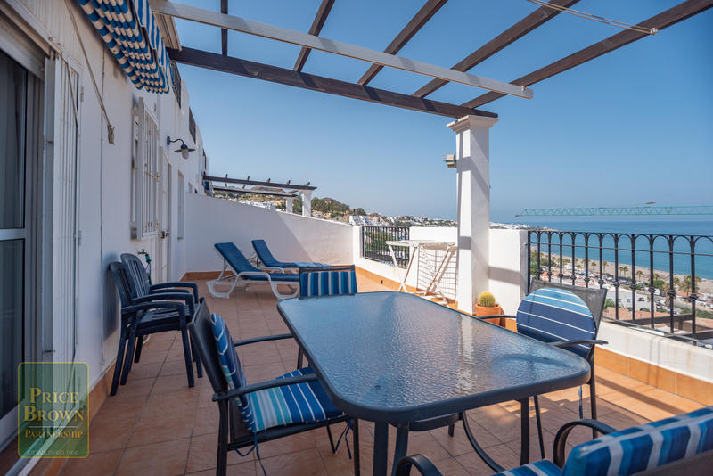 BR: Apartment for Rent in Mojácar, Almería