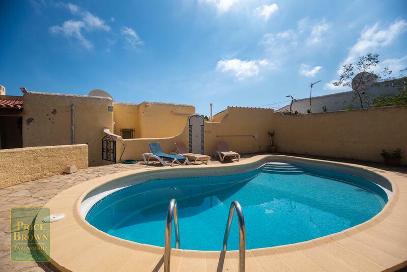 Casa Marina: Villa for Rent in Mojácar, Almería