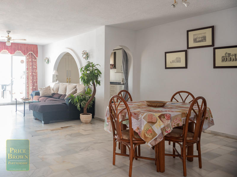 CB: Apartment for Rent in Mojácar, Almería