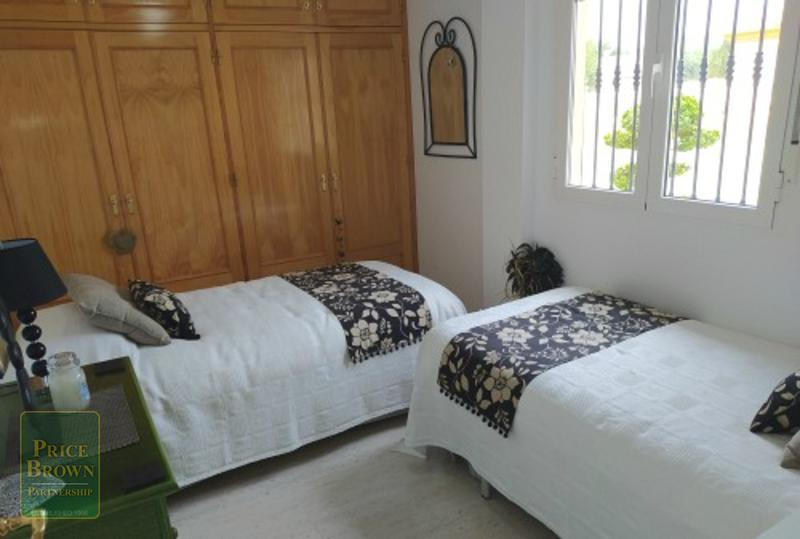 CH001: Villa for Sale in Arboleas, Almería