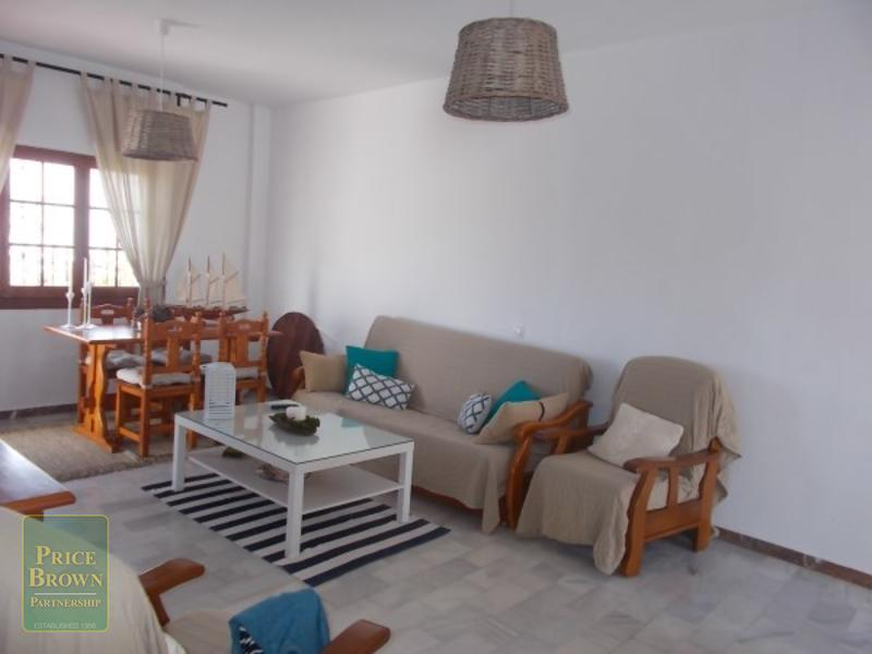 CM: Apartment for Rent in Mojácar, Almería