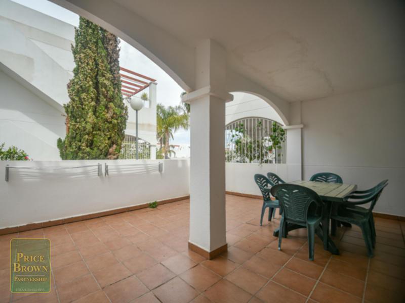 DT: Apartment for Rent in Mojácar, Almería