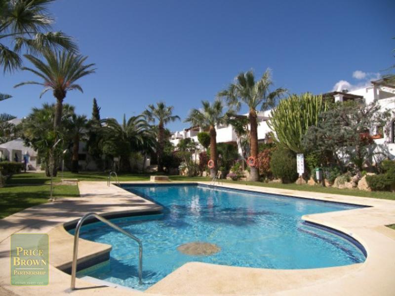 DV: Apartment for Rent in Mojácar, Almería