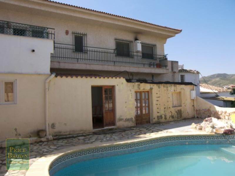 DV1270: Villa for Sale in Antas, Almería