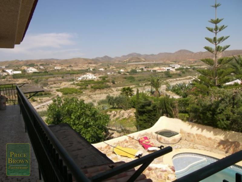 DV1270: Villa for Sale in Antas, Almería
