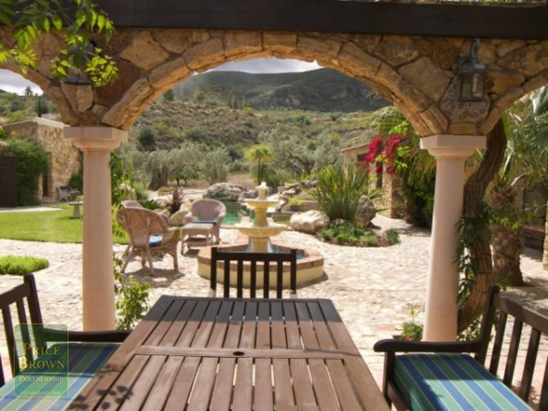 DV1271: Villa for Sale in Turre, Almería