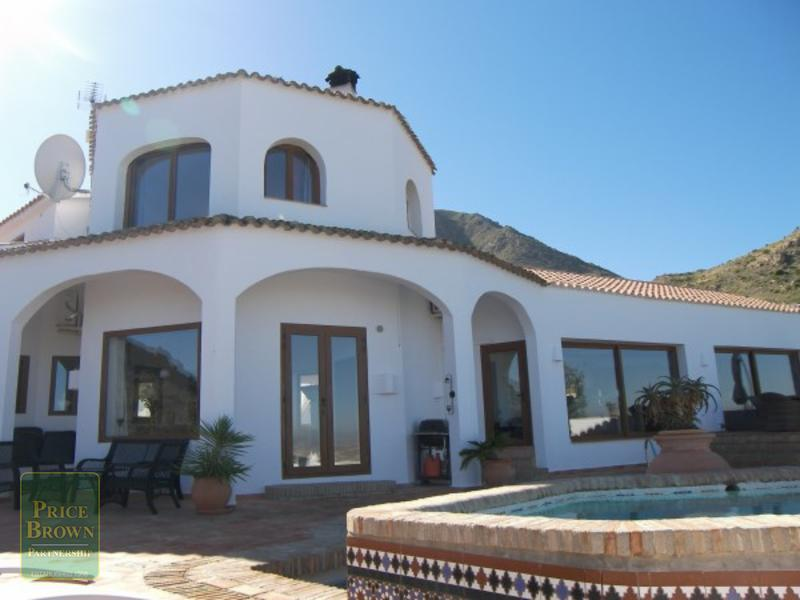 DV1292: Villa for Sale in Mojácar, Almería