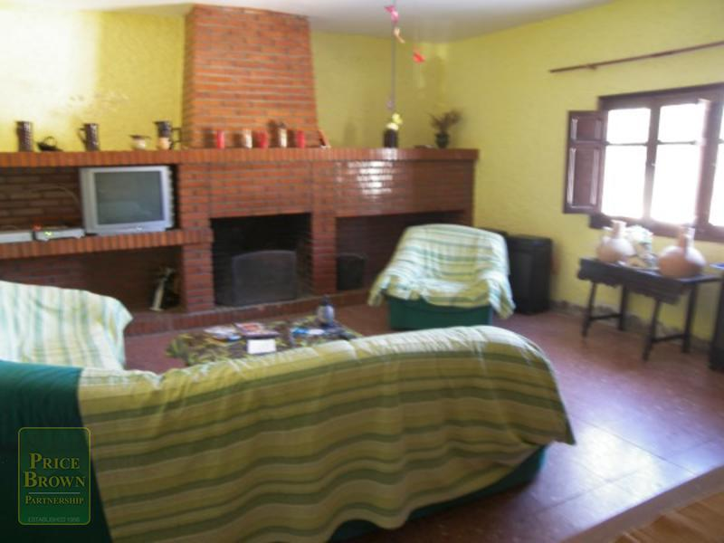 DV1306: Villa for Sale in Tabernas, Almería