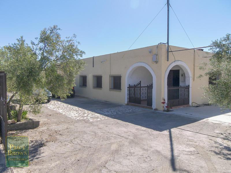Villa in Tabernas, Almería