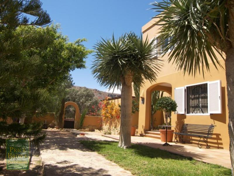 DV1313: Villa for Sale in Mojácar, Almería