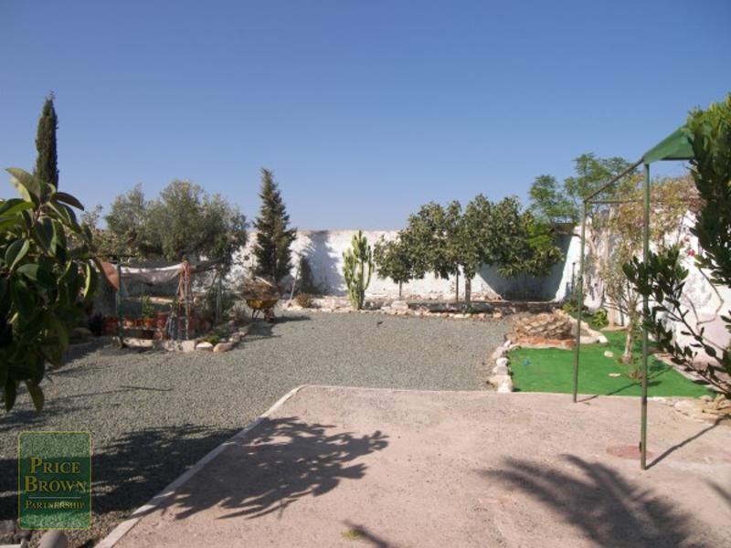 DV1325: Villa for Sale in Huercal-Overa, Almería