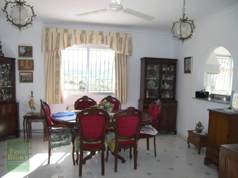 DV1391: Villa for Sale in Los Gallardos, Almería