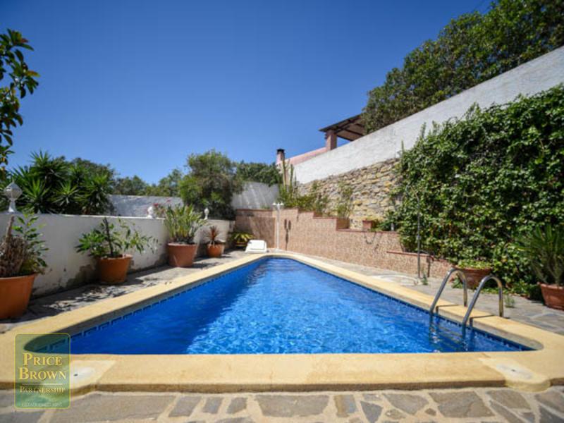 DV1397: Villa for Sale in Mojácar, Almería