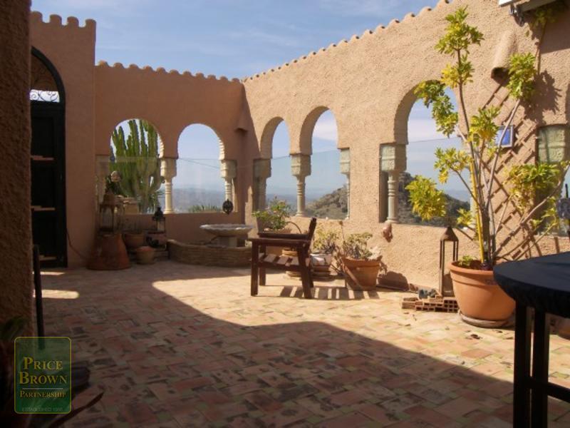 DV1402: Villa for Sale in Cabrera, Almería