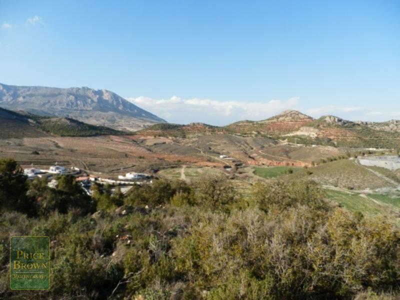 DV1406: Villa for Sale in Velez-Rubio, Almería