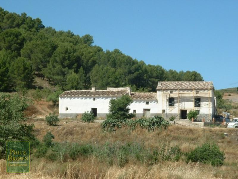 Villa in Velez-Rubio, Almería