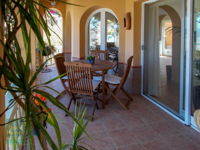 DV1407: Villa for Sale in Cabrera, Almería