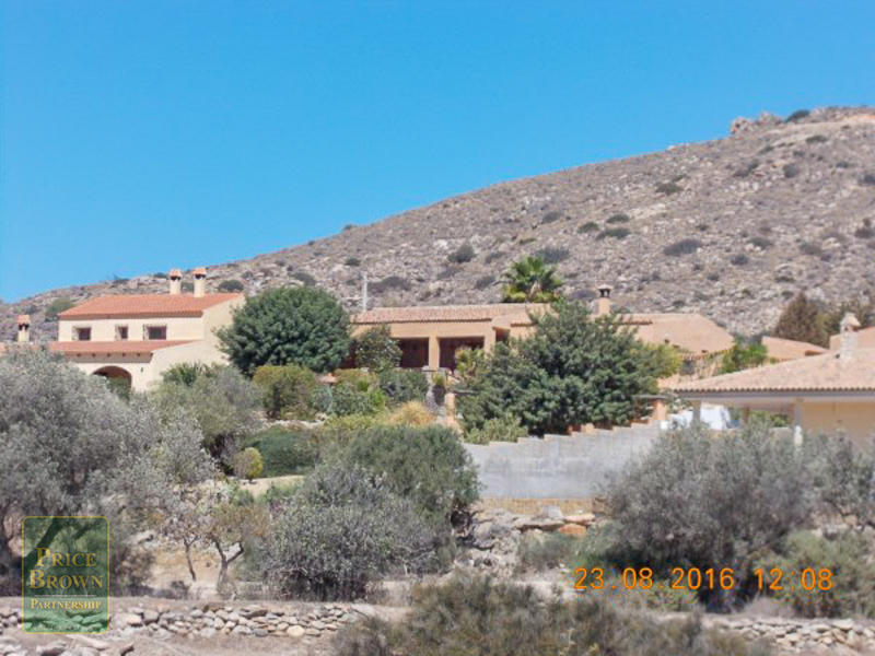 Villa in Cariatiz, Almería