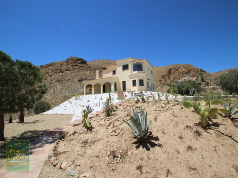 DV1417: Villa for Sale in Bédar, Almería