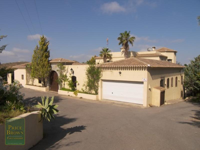 DV1436: Villa for Sale in Bédar, Almería