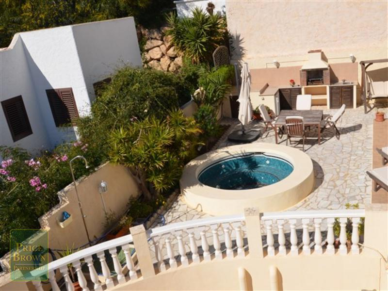 DV1443: Villa for Sale in Mojácar, Almería