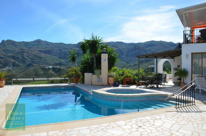 DV1481: Villa for Sale in Cortijo Grande, Almería