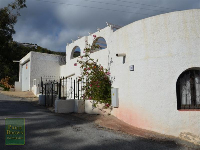 DV1483: Villa for Sale in Mojácar, Almería