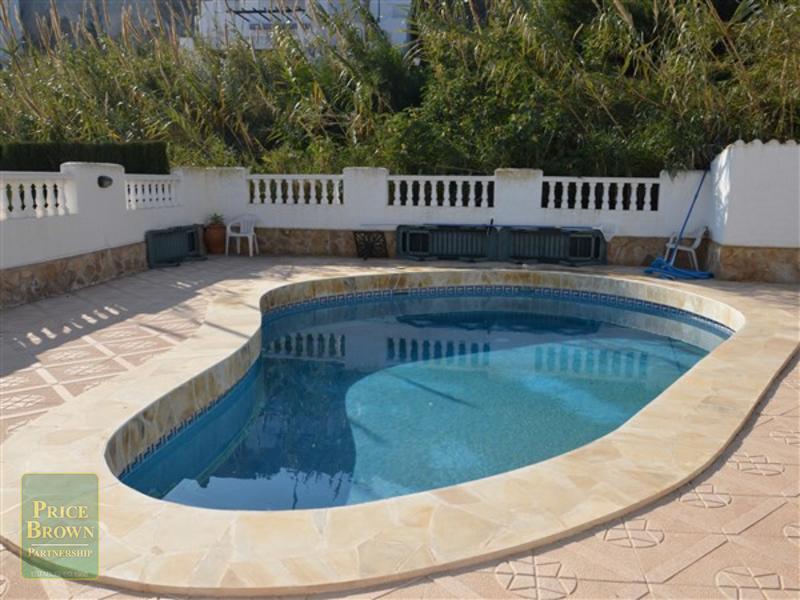 DV1485: Villa for Sale in Mojácar, Almería