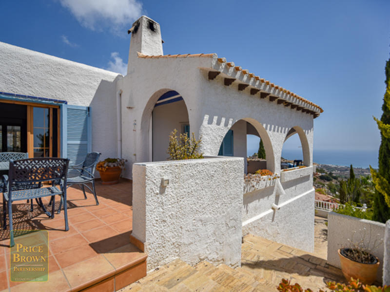 DV1489: Villa for Sale in Mojácar, Almería