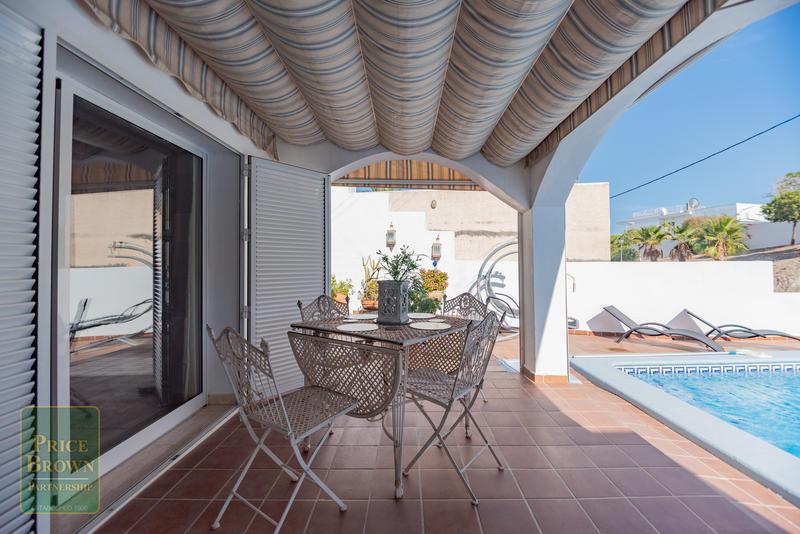 DV1497: Chalet en venta en Mojácar, Almería