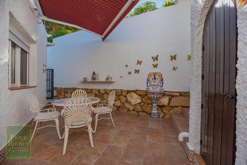 DV1498: Chalet en venta en Mojácar, Almería