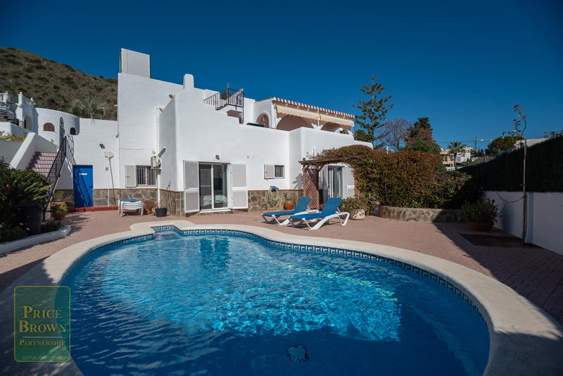 DV1499: Villa for Sale in Mojácar, Almería