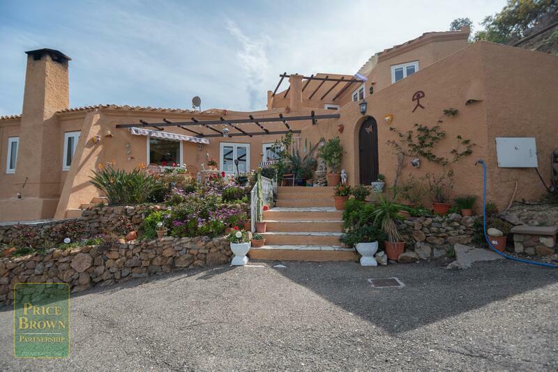 Villa in Sierra Cabrera, Almería