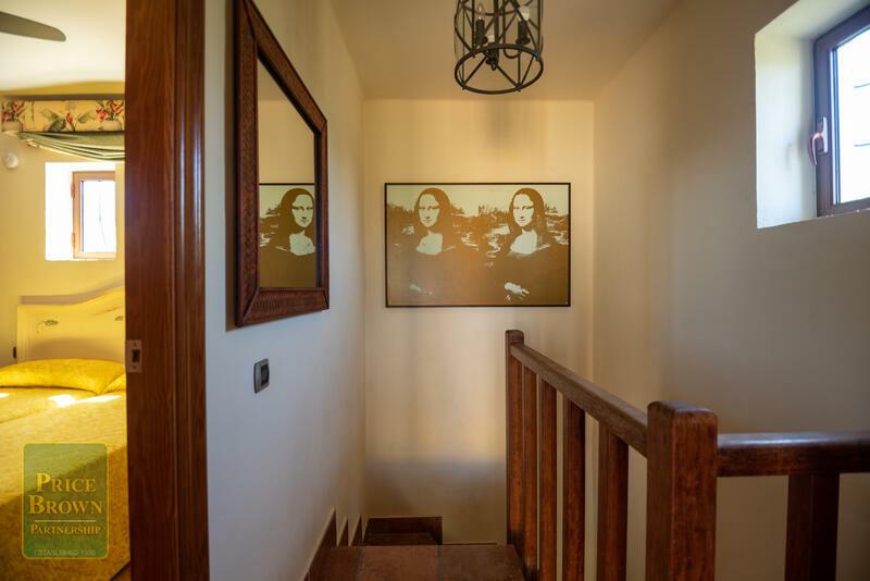 DV1503: Villa for Sale in Desert Springs, Almería