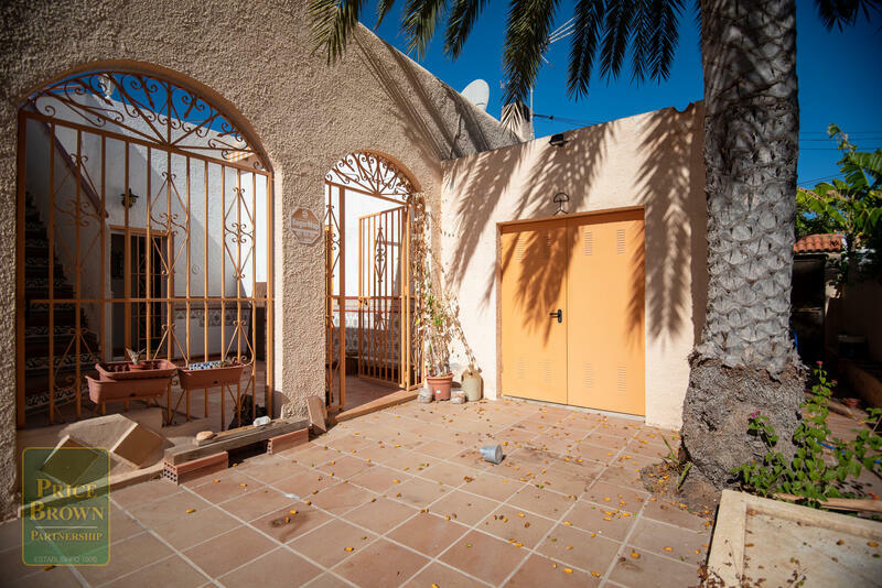 DV1508: Villa for Sale in Mojácar, Almería