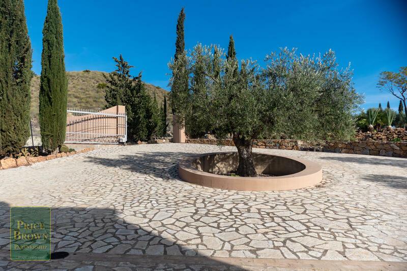 DV1510: Villa for Sale in Los Gallardos, Almería