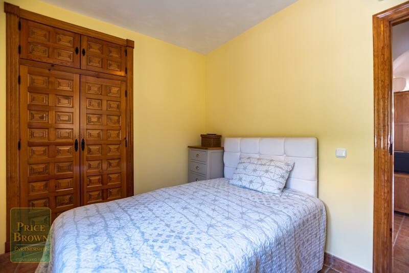 DV1511: Villa for Sale in El Palaces, Almería